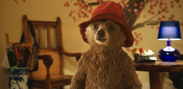 "Ben Whishaw voices the iconic bear in ""Paddington"""