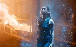 "Mila Kunis stars in ""Jupiter Ascending"""