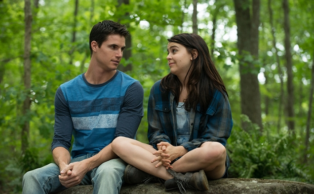 "Robbie Amell and Mae Whitman star in ""The DUFF"""